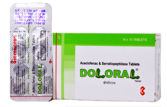 Doloral Tablet